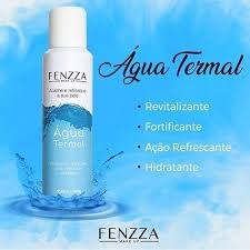 Água Termal Fenzza Make Up FZ50004
